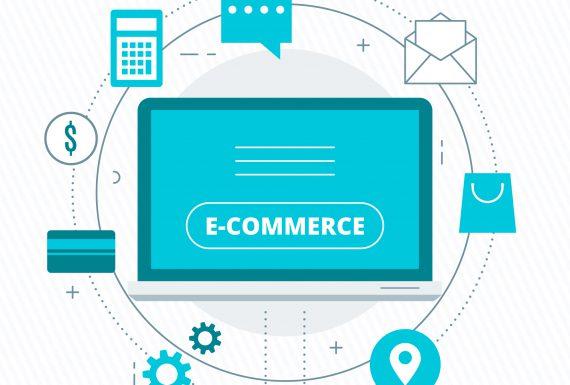 O que o e-commerce representa no segmento de reposição
