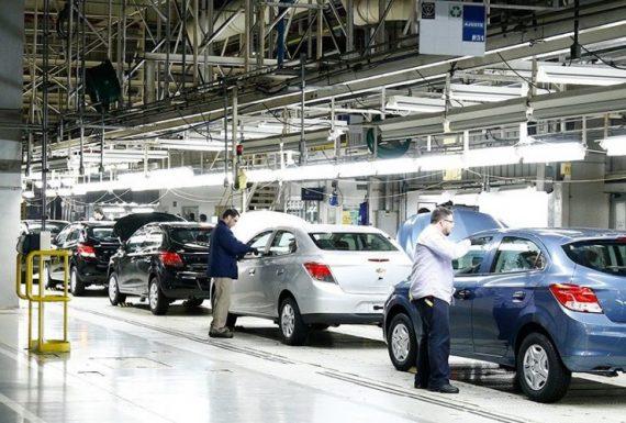 GM suspende produção na fábrica de Gravataí por falta de peças