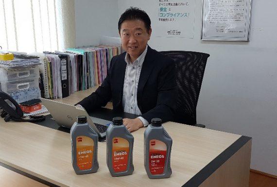 JX Nippon concentra esforços para o crescimento da marca ENEOS no Brasil