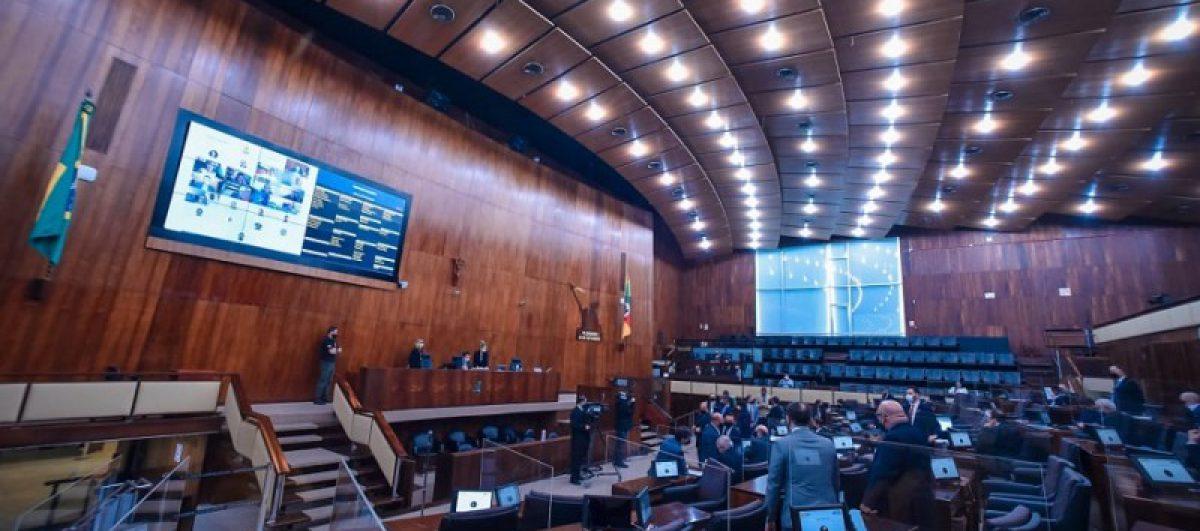 Assembleia aprova projeto que mantém ICMS elevado em 2021