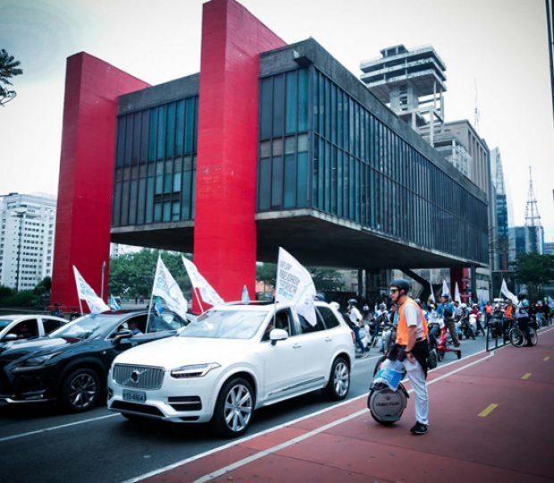 São Paulo recebe neste sábado mais uma edição do Dia da Mobilidade Elétrica