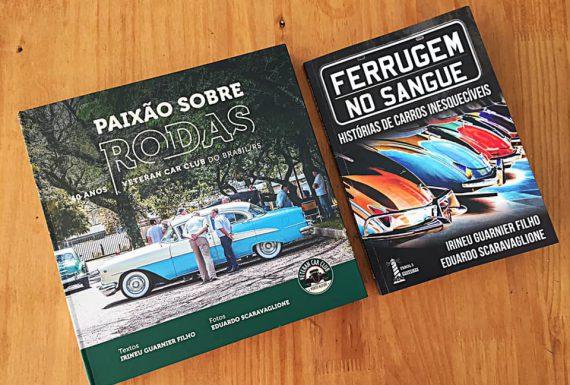 Antigomobilismo gaúcho ganha destaque no calendário e em livros recém-lançados