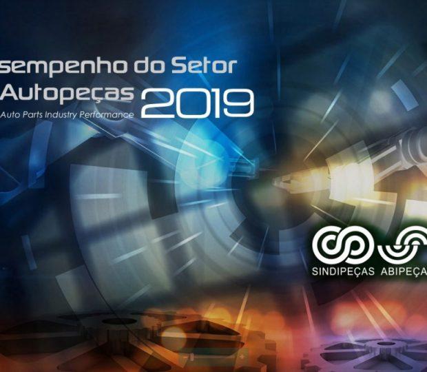 Sindipeças lança o anuário Desempenho do Setor de Autopeças 2019