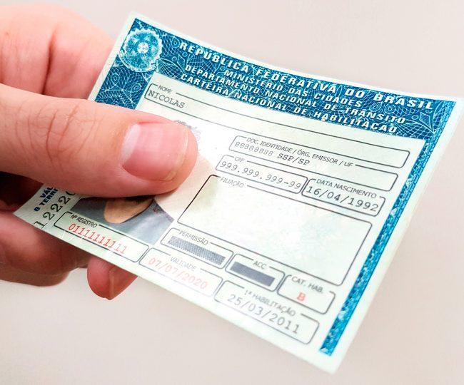 Novas regras para a obtenção da carteira de motorista entram em vigor a partir de setembro