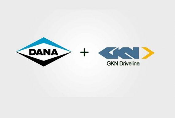 Dana anuncia acordo de compra e venda com a Divisão de Driveline da GKN