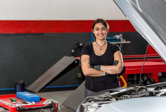 Tecnologia a serviço da paixão por mecânica e automóveis antigos