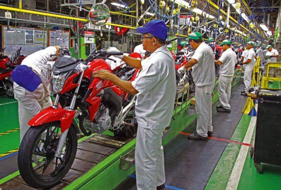 Depois de seis anos, mercado de motos voltou a crescer