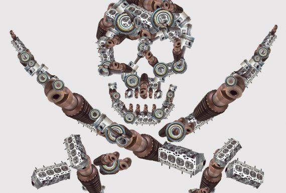 Setor de autopeças luta contra a pirataria