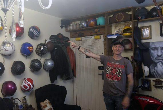 Exclusividade e sofisticação na arte de produzir capacetes