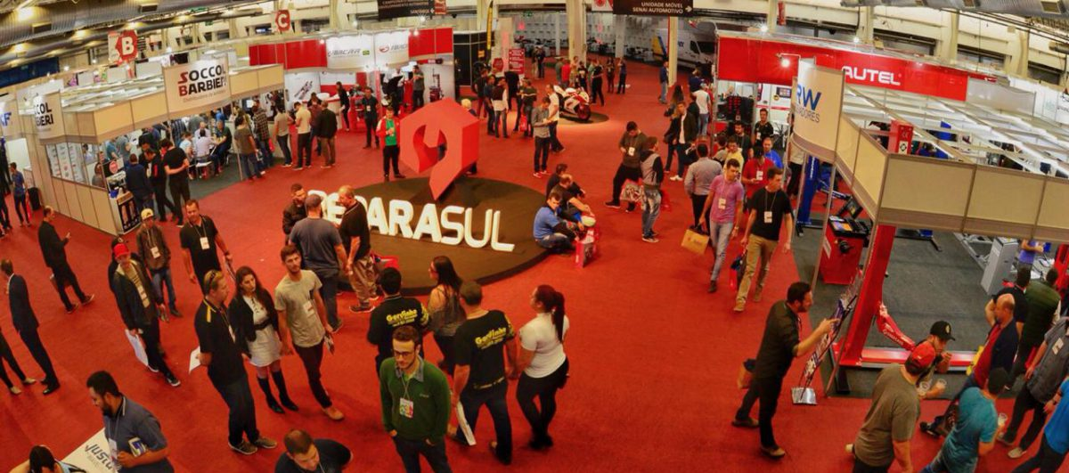 Geração de negócios e capacitação marcam a primeira edição da Reparasul