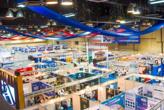 Panamá recebe a principal feira de exposição de autopeças da América Latina e Caribe