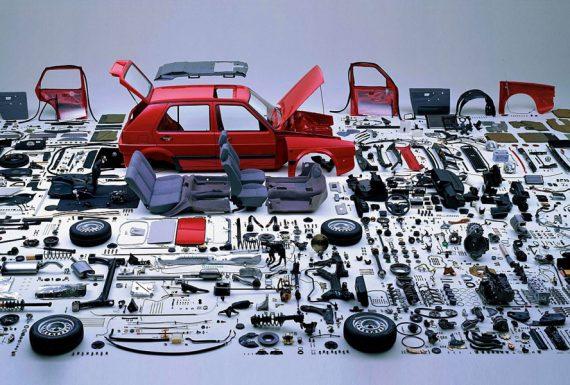 Faturamento da indústria de autopeças cresce 17,4% em 2018