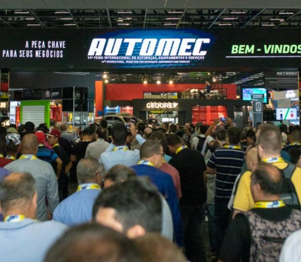 Automec é transferida para o segundo semestre de 2021