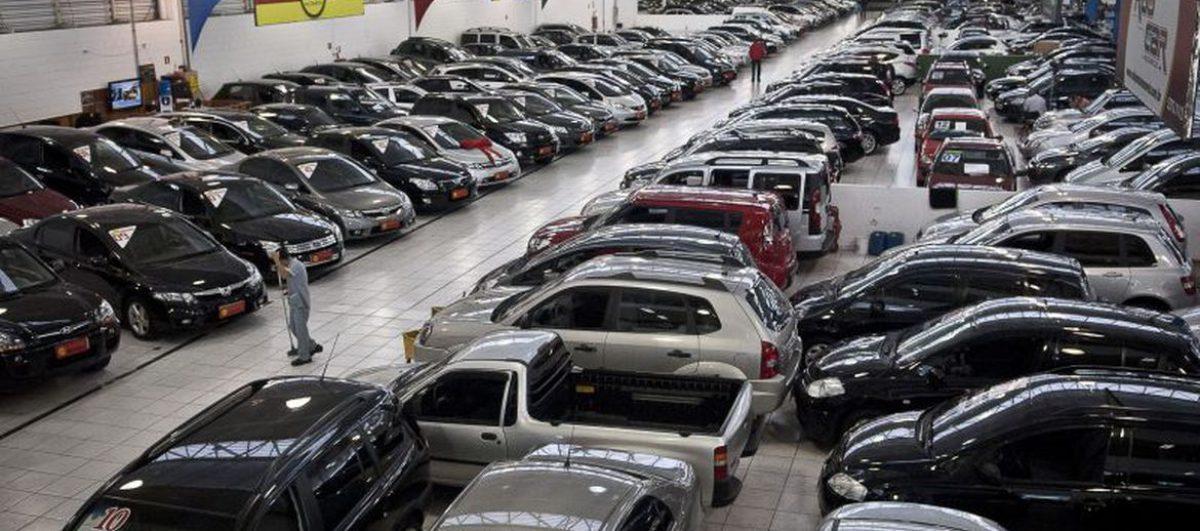 Venda de veículos tem queda de 7,5% em abril, diz Anfavea
