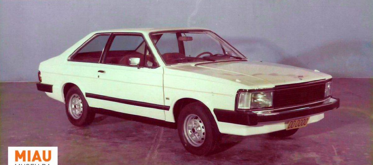 Exposição celebra os 50 anos do Ford Corcel
