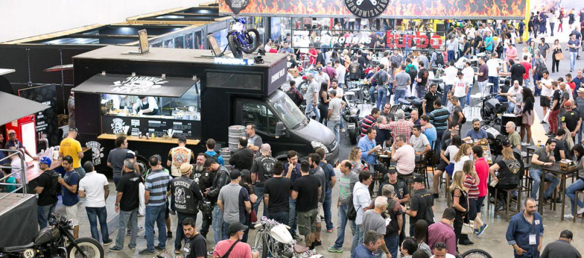 Salão Duas Rodas reúne aficionados por motocicletas em São Paulo