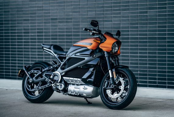 Motocicleta elétrica da Harley-Davidson chegará ao Brasil em 2020