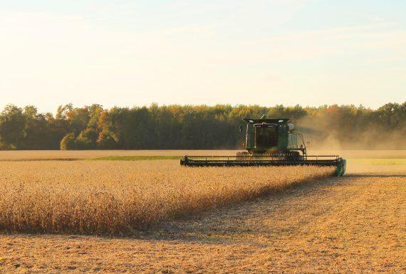 Máquinas agrícolas em evidência no Rio Grande do Sul