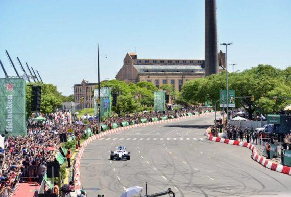 Porto Alegre vive seu dia de Fórmula 1