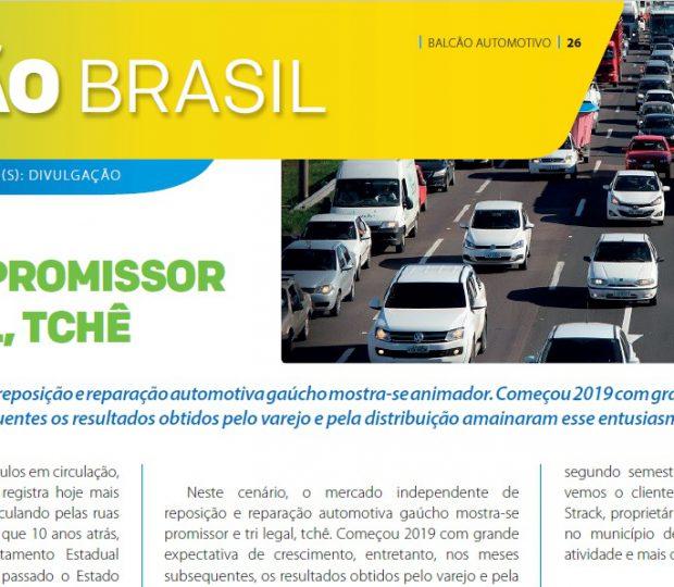 Presidente da Asdap concede entrevista ao Jornal Balcão Automotivo