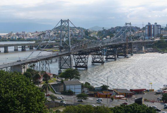 Ponte Hercílio Luz será reinaugurada em Florianópolis