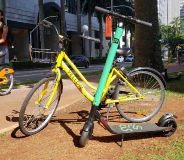 Mobilidade urbana oferece novas alternativas na capital gaúcha